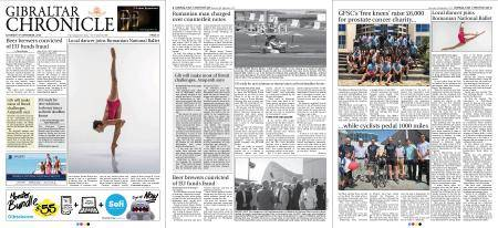Gibraltar Chronicle – 08 September 2018