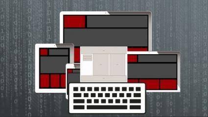 Web design from scratch: HTML, CSS, JS, Jquery, Bootstrap