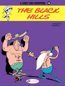 Cinebook-Lucky Luke Vol 16 The Black Hills 2009 Hybrid Comic eBook
