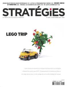 Stratégies - 26 septembre 2019