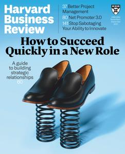 Harvard Business Review USA - November/December 2021