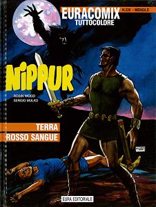 Nippur - Volume 42 - Terra Rosso Sangue