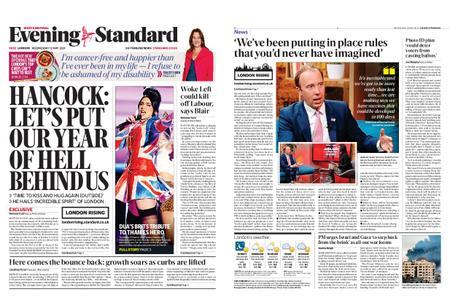 London Evening Standard – May 12, 2021