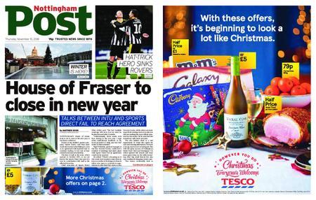 Nottingham Post – November 15, 2018