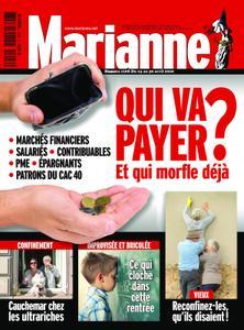 Marianne - 24 avril 2020