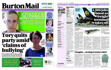 Burton Mail – March 07, 2018