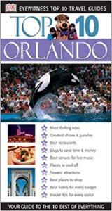 Orlando (Eyewitness Travel Top 10 Travel Guides)