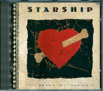 Starship - Love Among The Cannibals (1989)