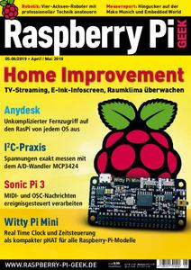 Raspberry Pi Geek – Mai 2019