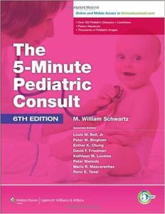 The 5 Minute Pediatric Consult, 6th edition (repost)