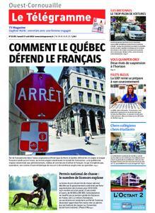 Le Télégramme Ouest Cornouaille – 17 août 2019