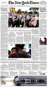The New York Times – 21 September 2021