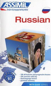 Assimil Russian with Ease book and CDs