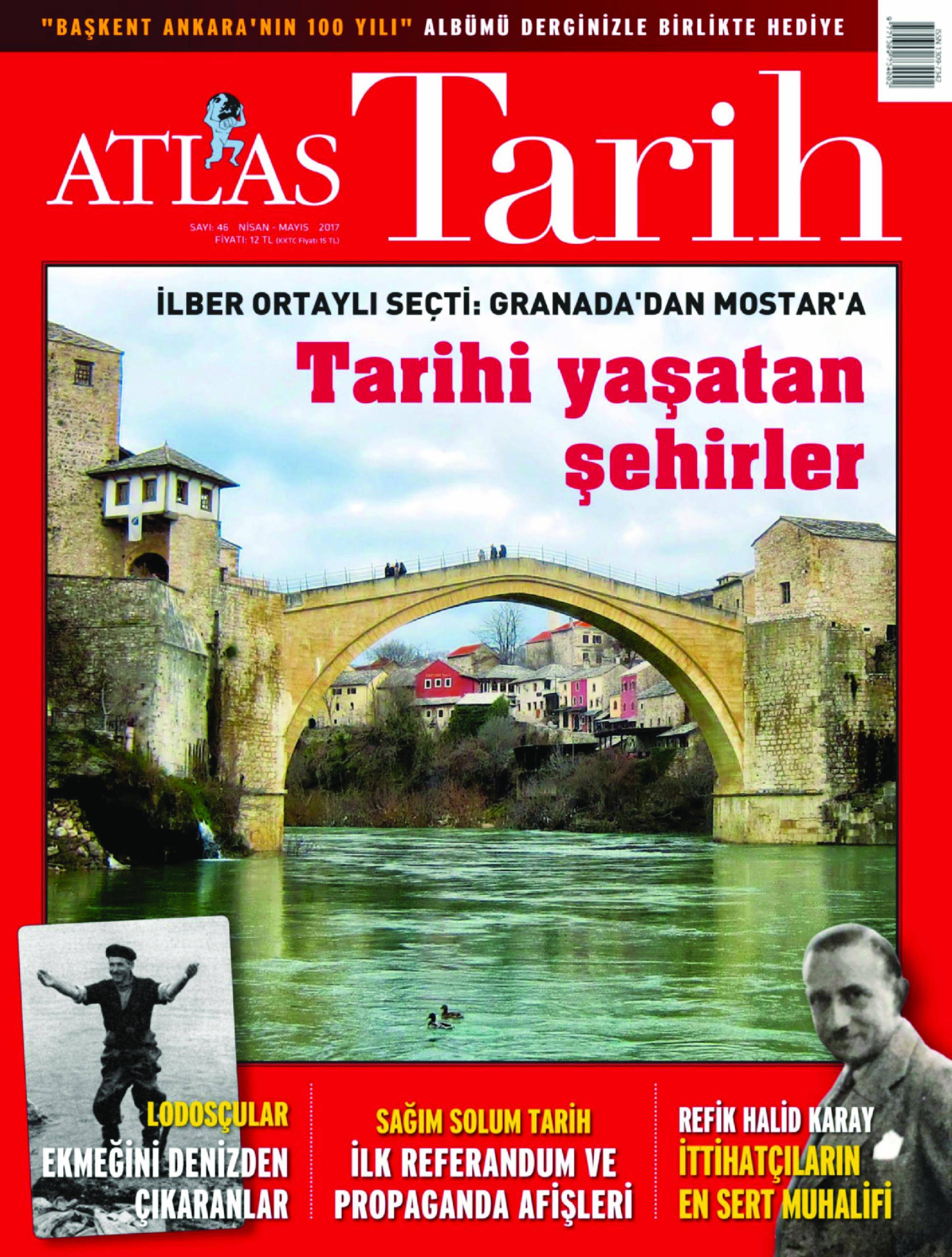 Atlas Tarih - Nisan/Mayıs 2017