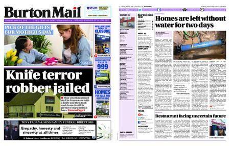 Burton Mail – March 08, 2018