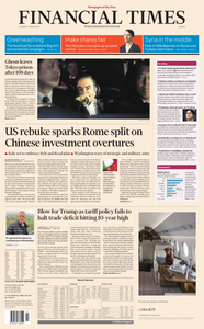 Financial Times Europe – 7 March 2019