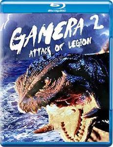 Gamera 2: Attack of the Legion (1996)