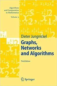 Graphs, Networks and Algorithms Ed 3