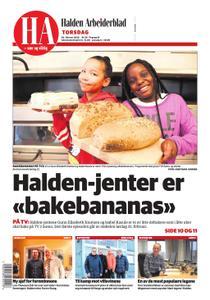 Halden Arbeiderblad – 20. februar 2020