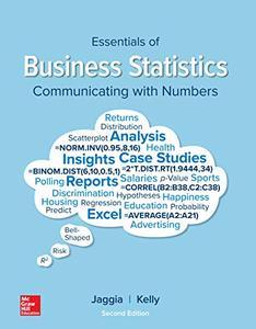 Essentials of Business Statistics, 2nd Edition