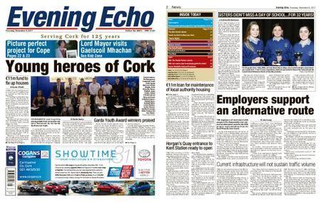 Evening Echo – November 09, 2017