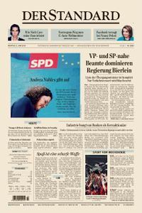 Der Standard – 03. Juni 2019