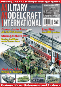 Military Modelcraft International - March 2020