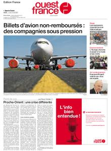 Ouest-France Édition France – 17 mai 2021