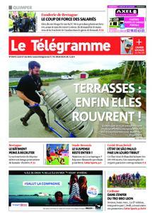 Le Télégramme Quimper – 17 mai 2021
