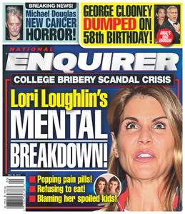 National Enquirer – May 20, 2019