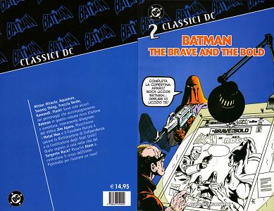 Classici DC - Batman The Brave and the Bold - Volume 2