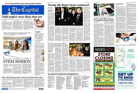 The Capital – February 21, 2020