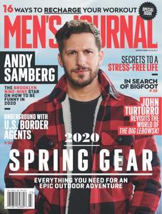 Men's Journal - March 2020