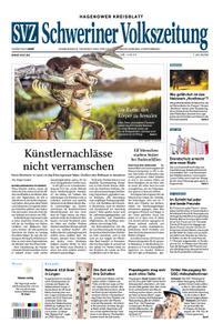 Schweriner Volkszeitung Hagenower Kreisblatt - 26. Juli 2019