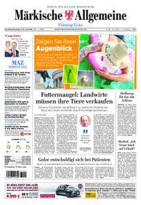 Märkische Allgemeine Fläming Echo - 21. Juli 2018