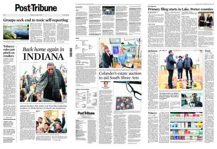 Post-Tribune – January 09, 2020