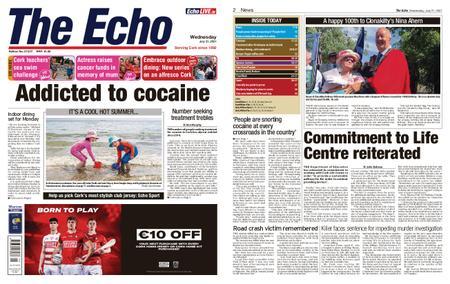 Evening Echo – July 21, 2021
