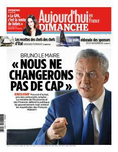 Aujourd'hui en France du Dimanche 28 Octobre 2018