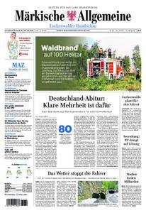 Märkische Allgemeine Luckenwalder Rundschau - 27. Juli 2019