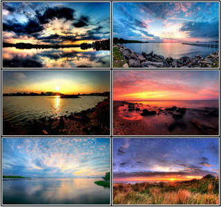 Sunsets Sunrises Wallpapers