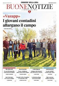 Corriere della Sera Buone Notizie – 10 settembre 2019