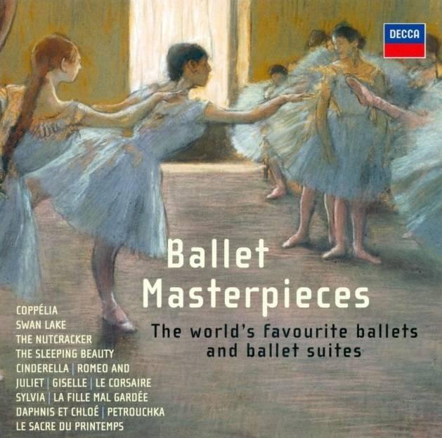 Ballet Masterpieces: The World's Favorite Ballets & Ballet Suites (2009) (35 CD Box Set)
