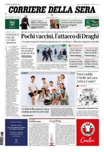 Corriere della Sera – 26 febbraio 2021