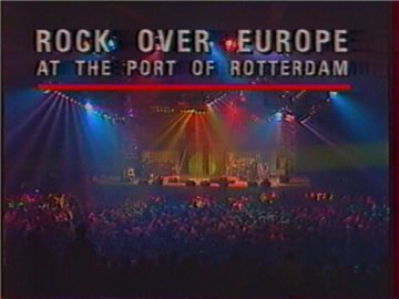 Candy Dulfer - Rock Over Europe At The Port Of Rotterdam 1988 (TS-VHSrip)