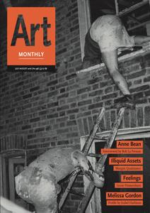 Art Monthly - July-Aug 2016   No 398