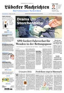 Lübecker Nachrichten Bad Schwartau - 07. Juni 2019
