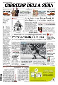 Corriere della Sera – 23 dicembre 2020
