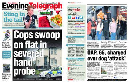Evening Telegraph First Edition – February 19, 2018