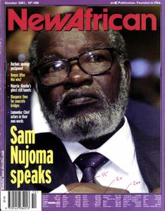 New African - October 2001