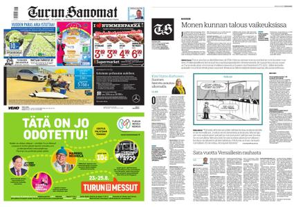 Turun Sanomat – 23.08.2019